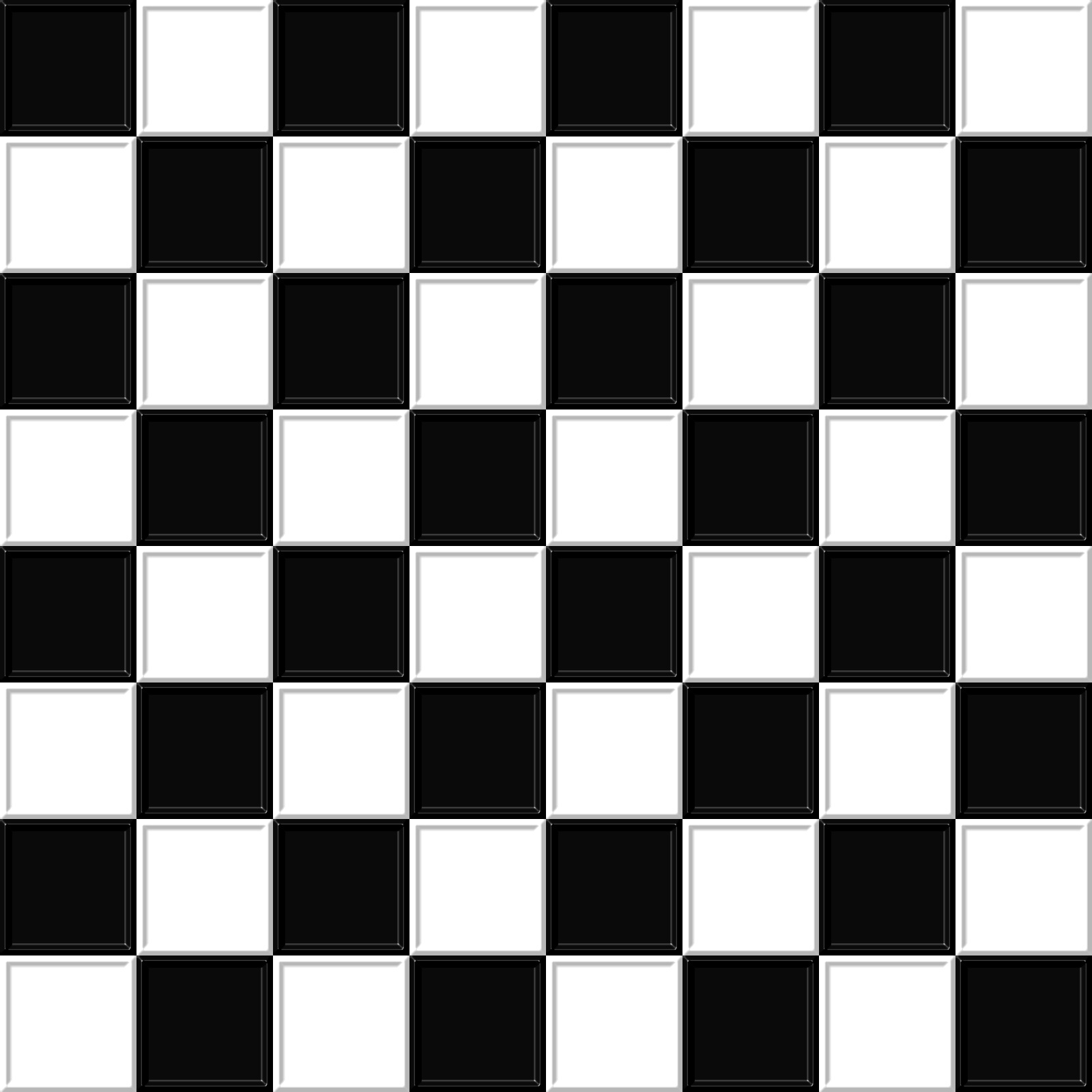 pow 2 checkerboard squares To count the total number of squares on a checkerboard, you have to  we can  conclude that there will be 52 4x4 squares, 62 3x3 squares,.