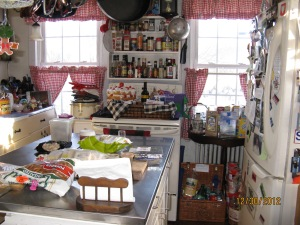 The Kitchen.....where to begin?