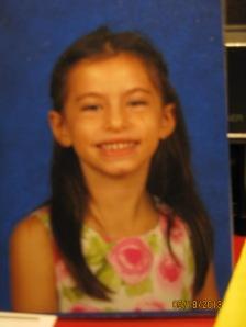 Ava in 2nd Grade