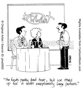 Speak Out restaurant