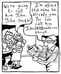 Names John Smith