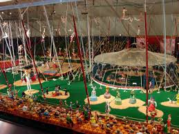 Miniature Circus by Howard Tibbals