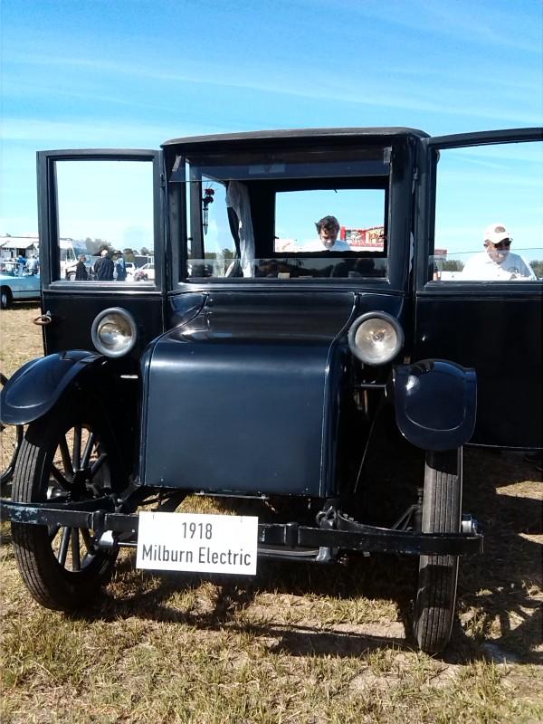 1918 Milburn Electric!