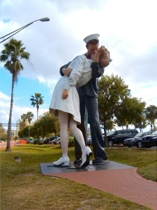 The Famous Statue in Sarasota
