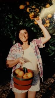 M oranges