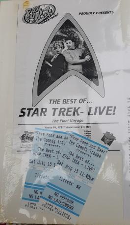 Star Trek show