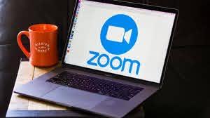 Zoom on computer